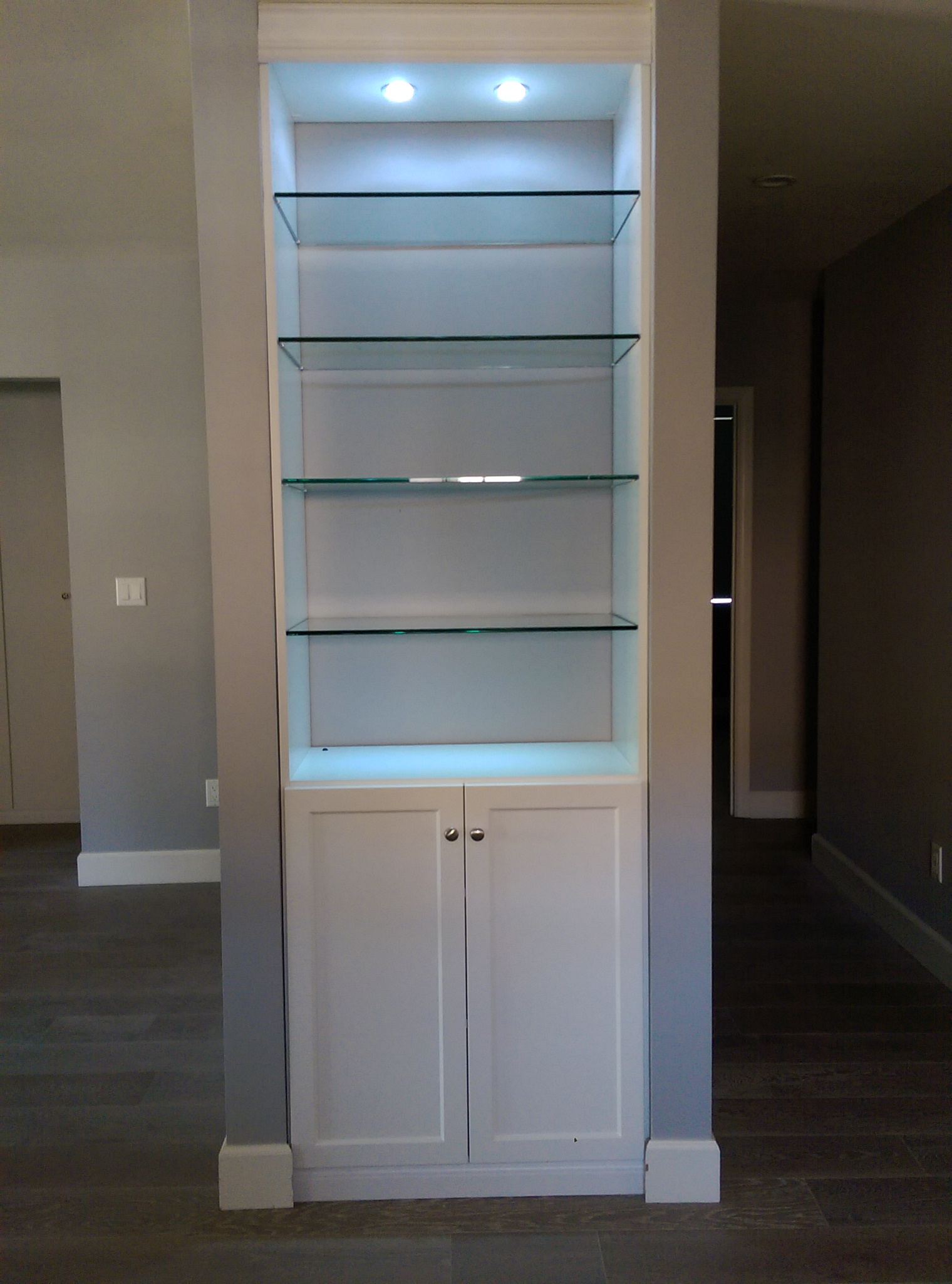 Display Cabinet Glass Shelves North Hollywood Ca  Los