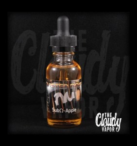 Subohm Apple by Twisted Drips