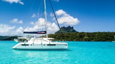 Tahiti Cruise Out