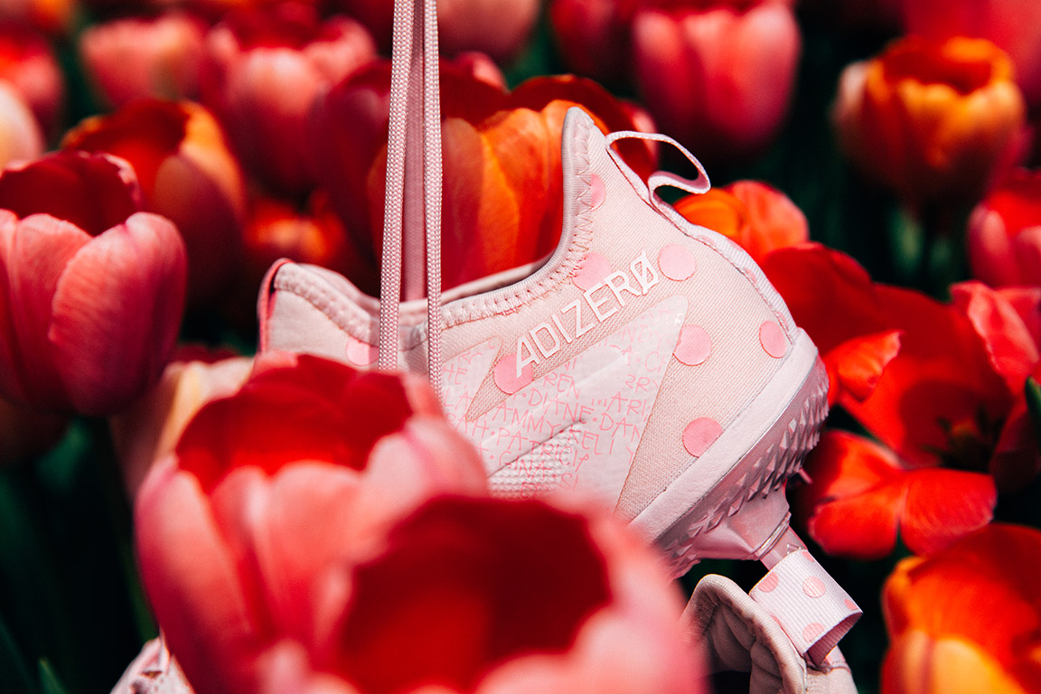 Adidas special mother's day cleats 3