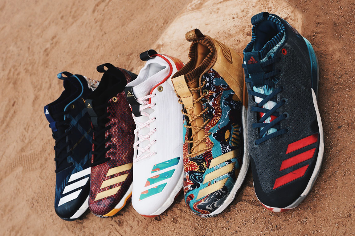 reputable site ca791 0ccf1 adidas Baseball 2017 Icon  Legends  Pack
