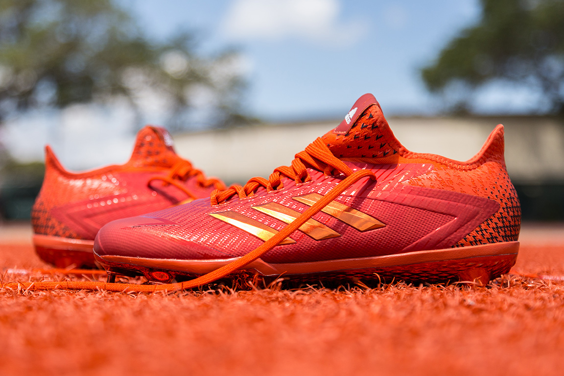 new product 60b03 b1222 adidas 2017 adizero Afterburner Dipped collection