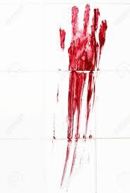 blood streak