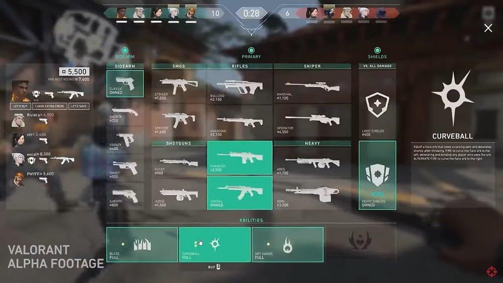 Valorant: Riot fala sobre passe de batalha, skins e microtransação