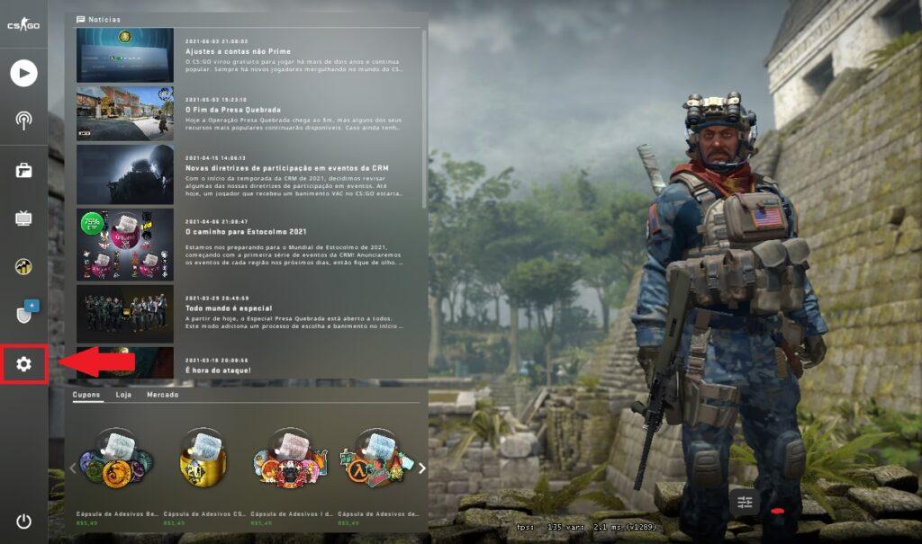 CS:GO: Veja as principais formas de alterar a mira do jogo