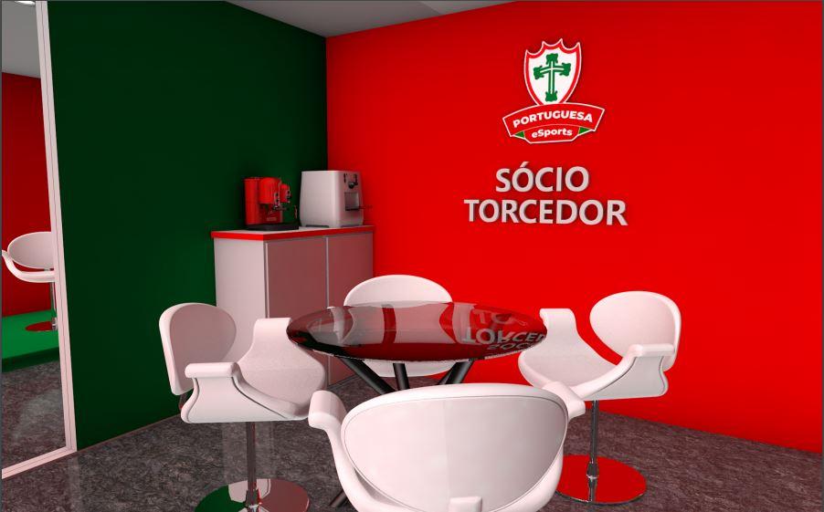 Portuguesa anuncia gaming office no Canindé e expansão para CS:GO, VALORANT e outras modalidades
