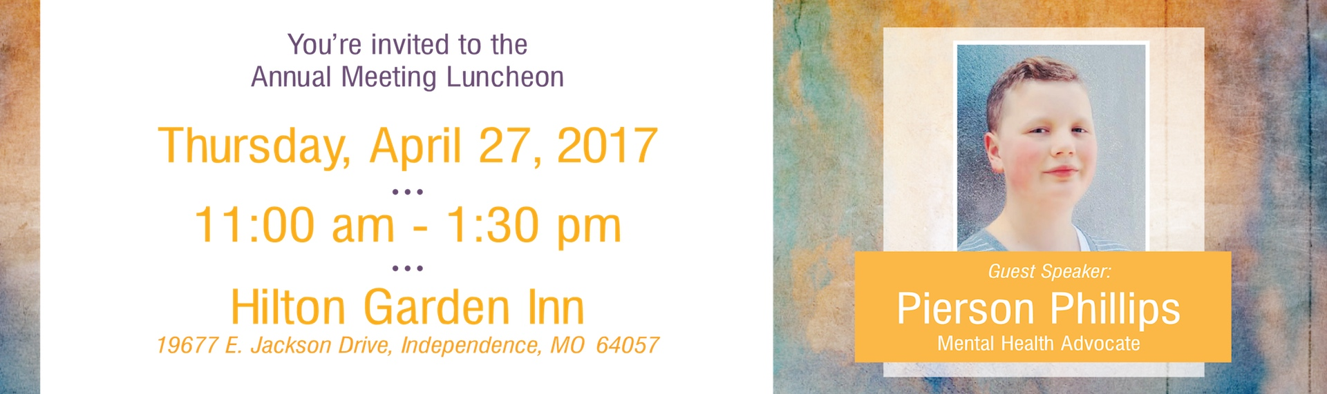 Annual Meeting & Awards Luncheon