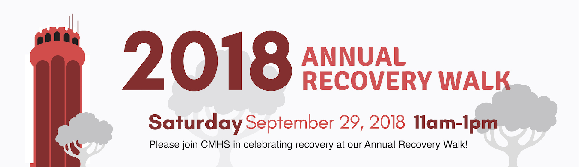 2018 Annual Recovery Walk