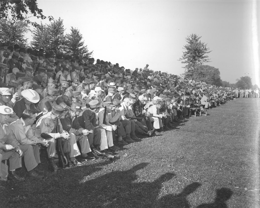 Registration For National Matches At Camp Perry