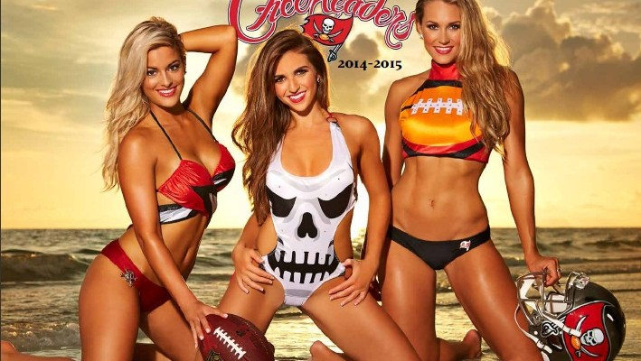 The 10 Hottest NFL Cheer Teams
