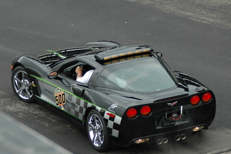 2008_Indy_500_pace_car