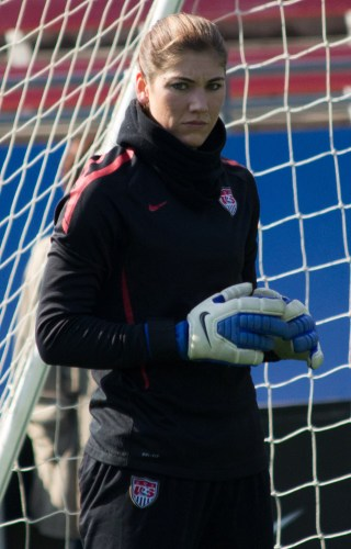 Hope_Solo_USA_Training