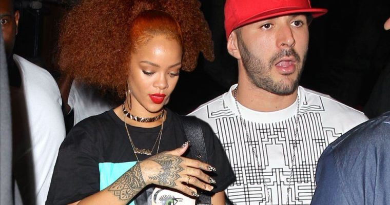 Bend it Like Rihanna- Bad Gal Spotted with Karim Benzema