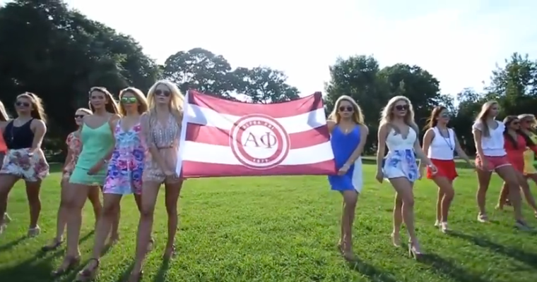 The Scandal That Wasn't: Alabama Alpha Phi