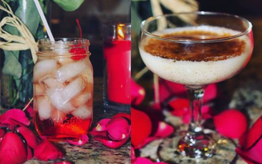 Six flirty Valentine's Day cocktails (you can make)