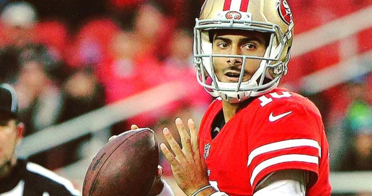 Could Jimmy Garoppolo be the next Joe Montana for the 49ers?