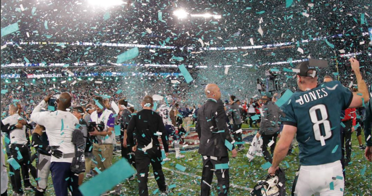 Is Philly the best sports town right now?