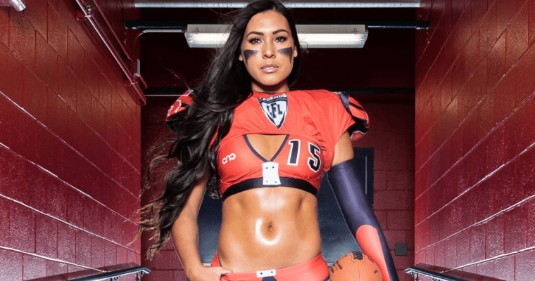 TCD Exclusive: Meet Chicago Bliss QB, Jayne Caldwell