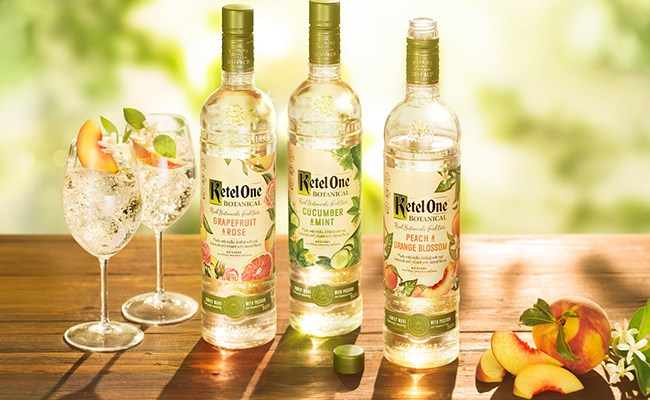 Ketel One Botanicals is your new go to vodka