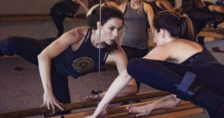 New Year's Resolution to get fit? Try Pure Barre.
