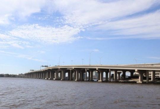 Fuller Warren Bridge in Jacksonville, FL
