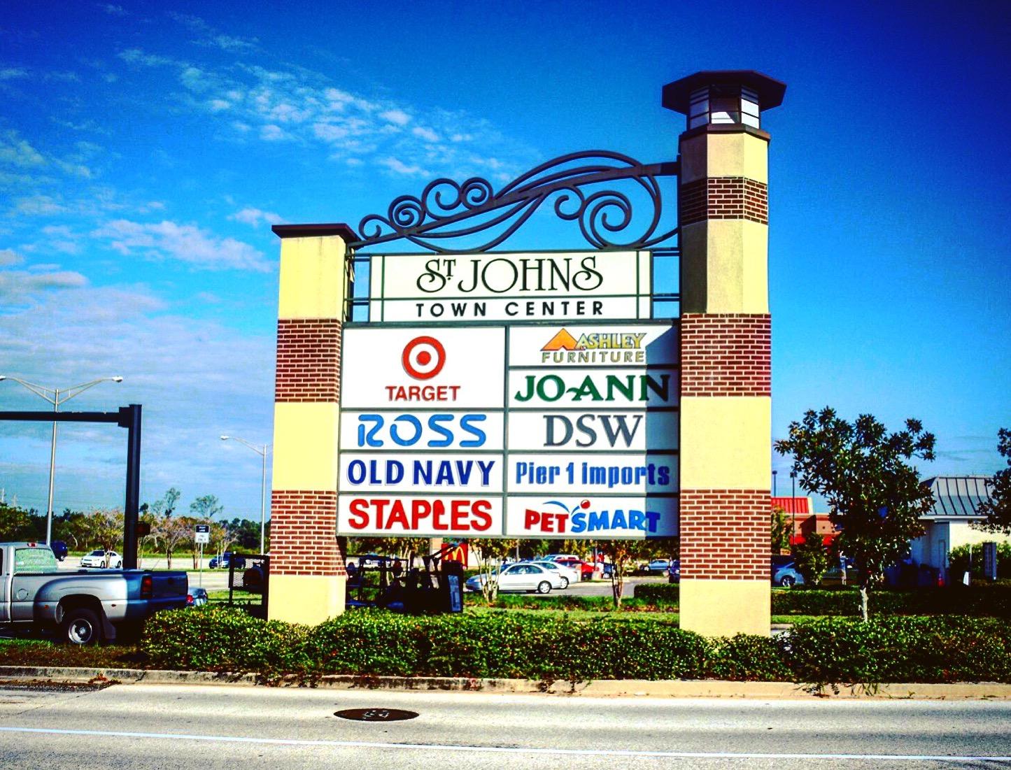 St. Johns Town Center, Jacksonville, FL