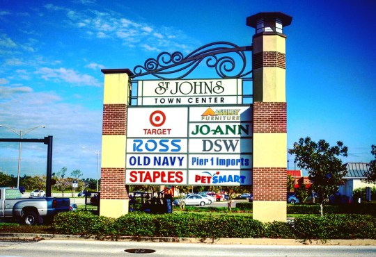 St. Johns Town Center, Jacksonville, FL