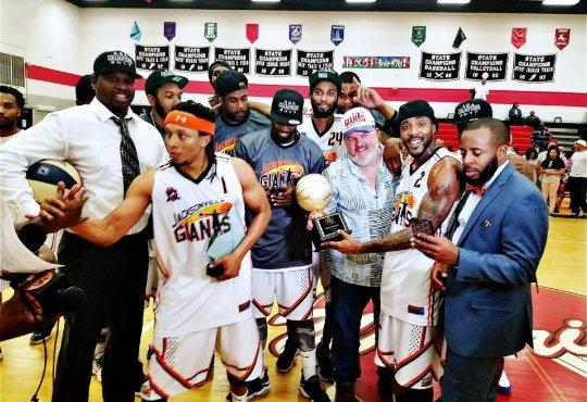 JAX GIANTS win 4th championship