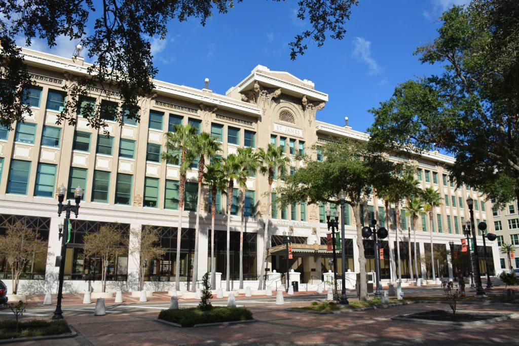 St. James Building, Jacksonville, FL