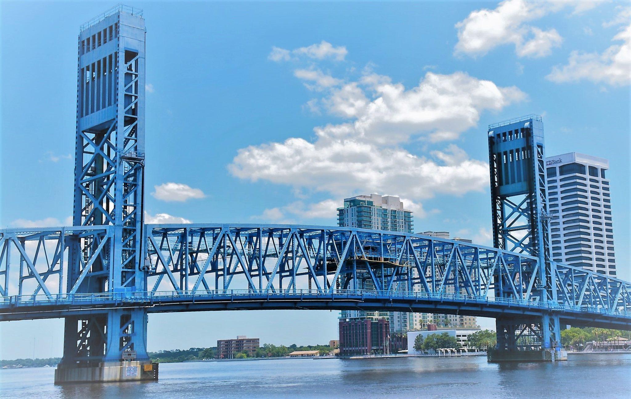 Main Street Bridge, Jacksonville, FL - Buy Photo Print