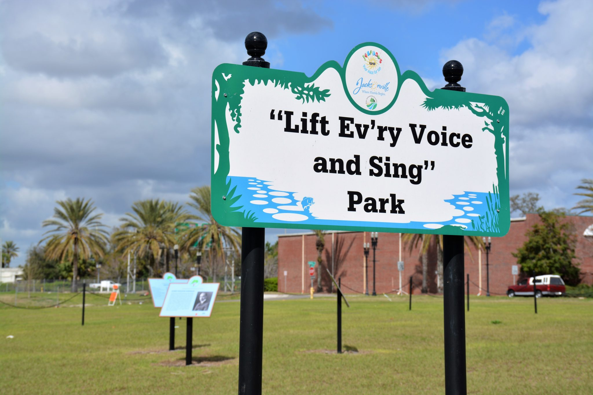 Lift Ev'ry Voice and Sing Park, Jacksonville, FL