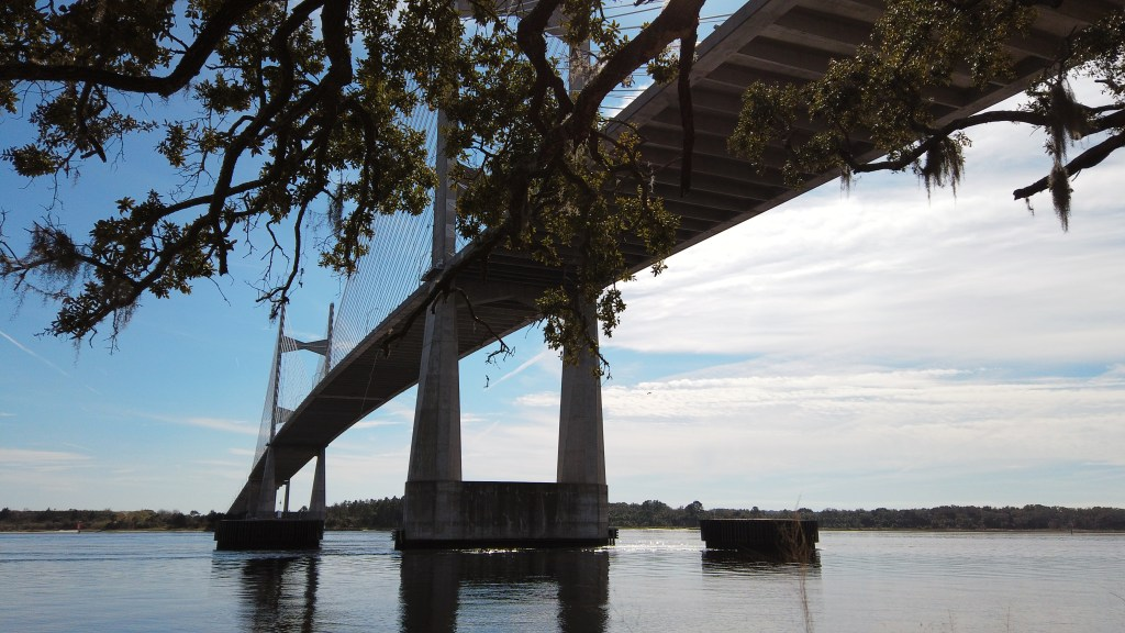 Dames Point Bridge, Jacksonville, FL
