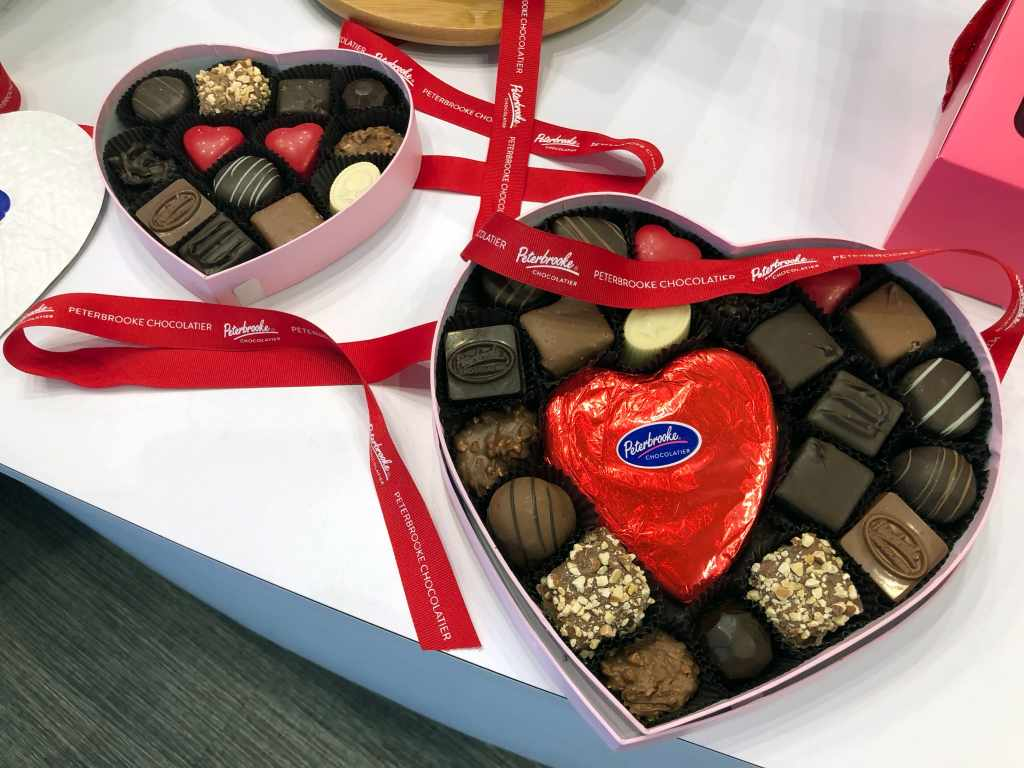PHOTOS: Peterbrooke Chocolatier Preps for the Valentine's Day Chocolate Rush