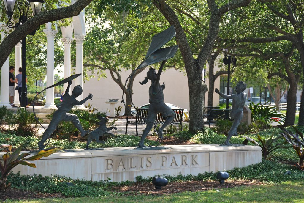 Balis Park, Jacksonville, FL
