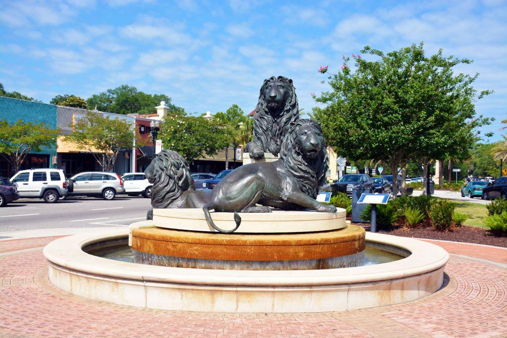 San Marco Square, Jacksonville, FL - The Coastal