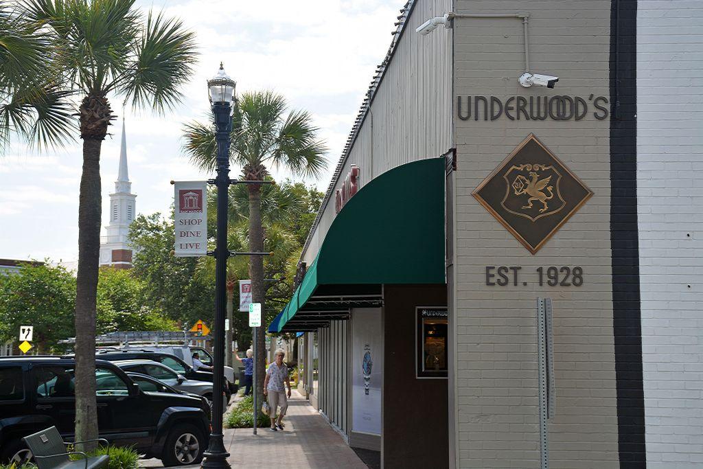 Underwood's Jewelers, Jacksonville, FL