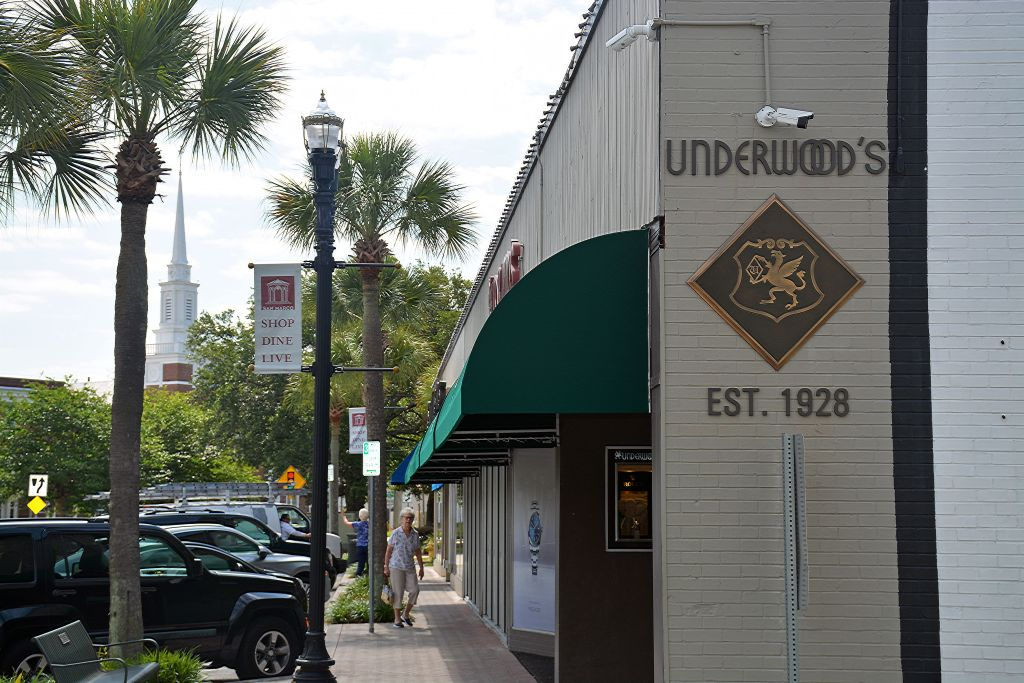Underwood's Jewelers, Jacksonville, FL