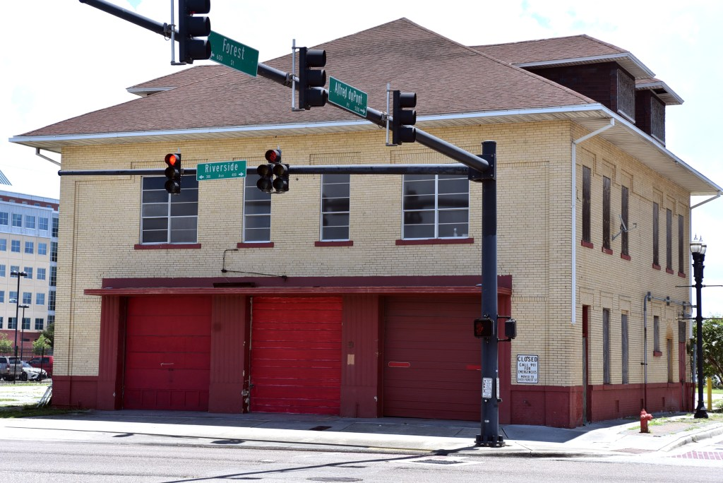 Old Fire Station No. 5, Riverside, Jacksonville, FL