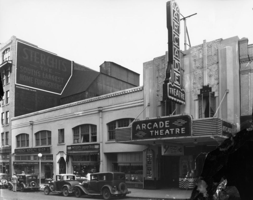Remembering the Old Theatres of Downtown Jacksonville