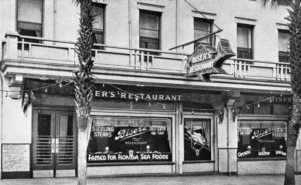 Remembering Howard Biser's Restaurant
