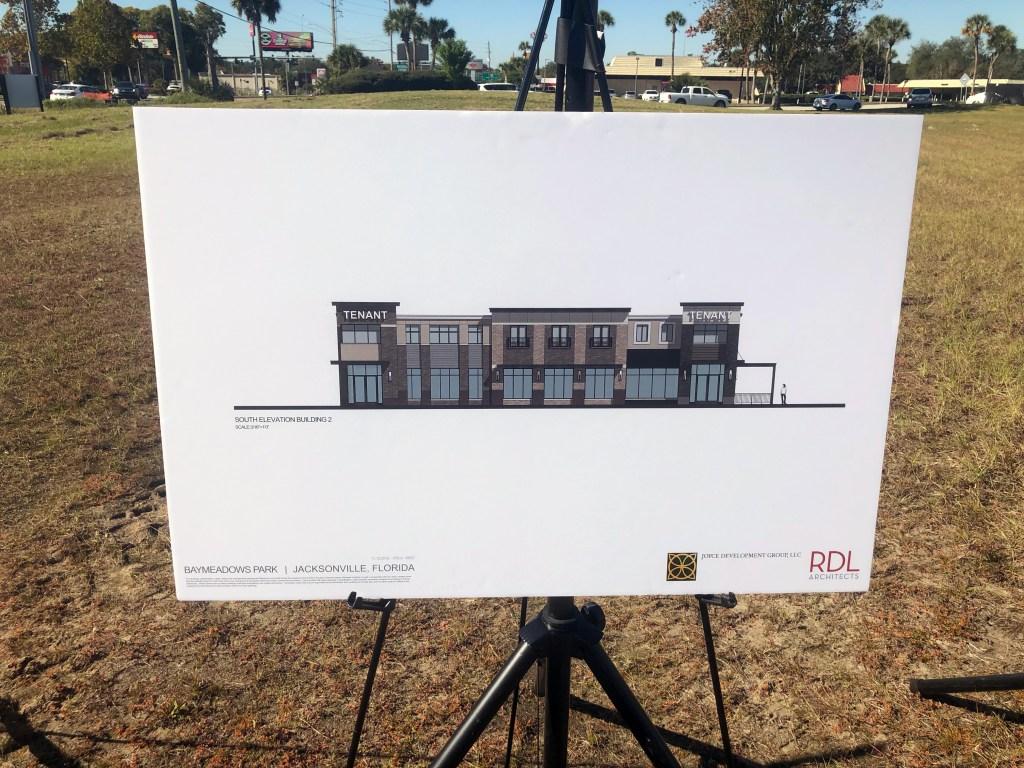 Joyce Development Group Breaks Ground on Baymeadows Park