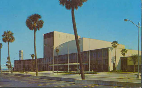 The History of the Times-Union Center for the Performing Arts