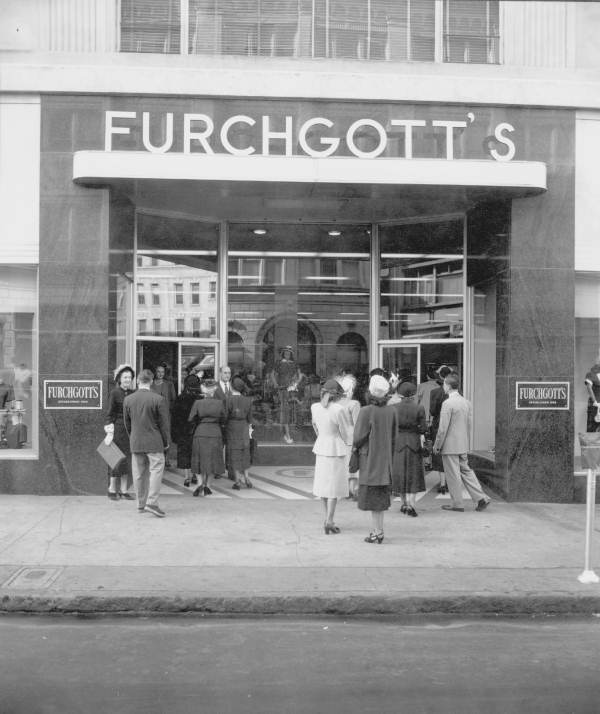 The Department Stores of Downtown Jacksonville's Past