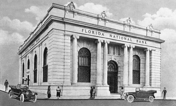 Old Florida National Bank Building, Jacksonville, FL