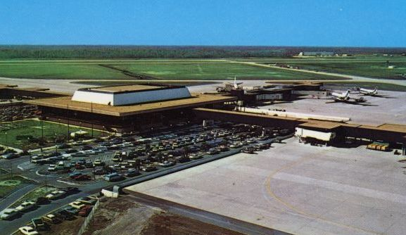 Jacksonville International Airport in the '70s