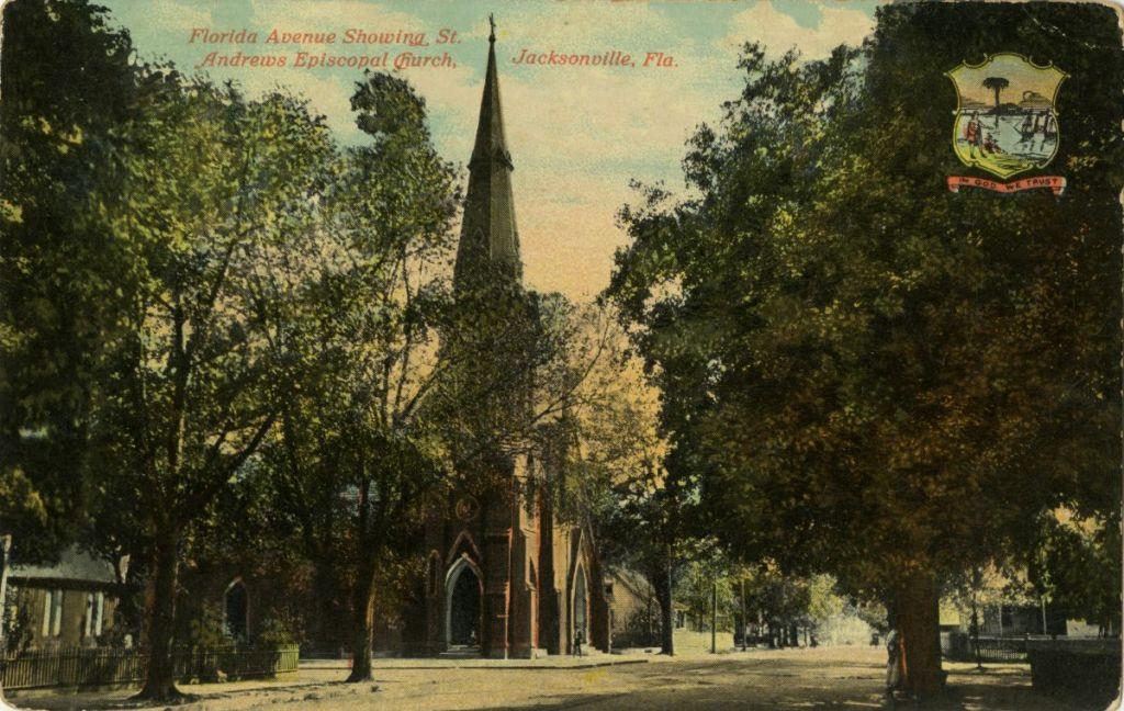 St. Andrew's Church building in Jacksonville, FL