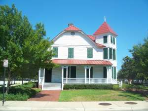 A Brief History of the James E. Merrill House
