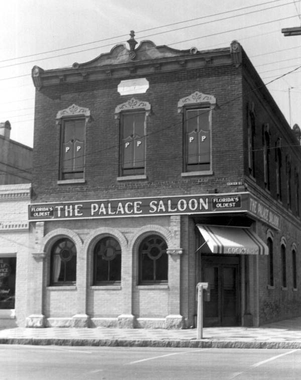 Florida's Oldest Bar, the Palace Saloon, Can Be Found on Amelia Island
