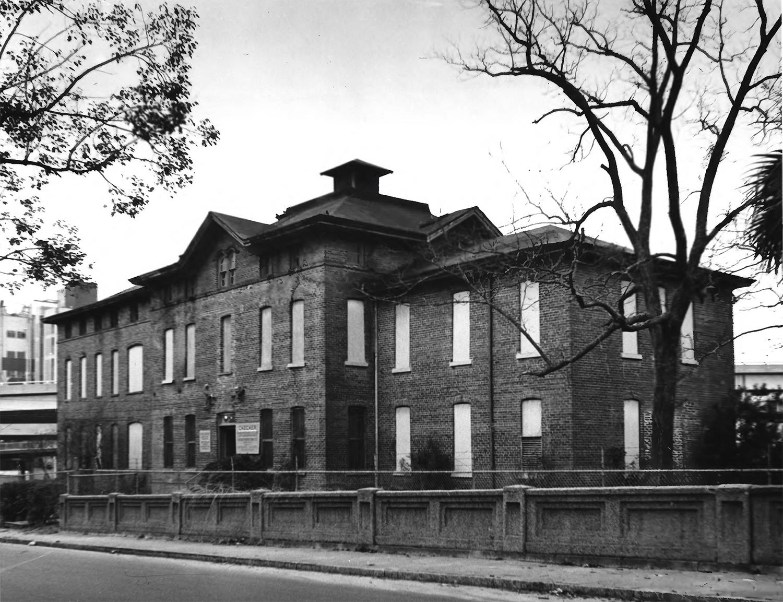 JAX EVOLVED: Old St. Luke's Hospital Building Now Houses Jacksonville Historical Society