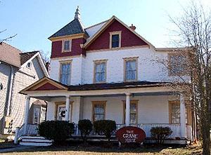 The Stephen Crane House